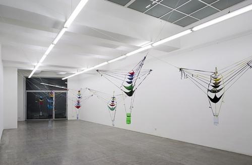 Water Phantom Installation 2003, Engholm Gallery, Vienna