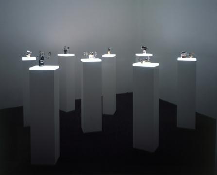 Perfume SOS Installation, Lisson Gallery, London, 2004