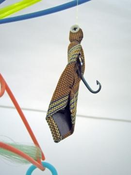 Man Ray Fishing 2005 (detail)